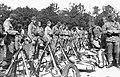 Wojsko powraca do Krakowa po manewrach. Rok 1934.jpg