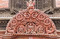 Wooden Tympanum at Entrance of Kumari House- Basantapur, Kathmandu Nepal-0368.jpg