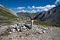 Wooden trail mark.jpg