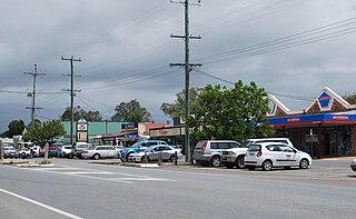 Woodford, Queensland Town in Queensland, Australia