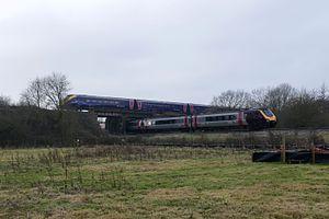 Worcestershire Parkway Regional Interchange - Image: Worcester Parkway proposed site