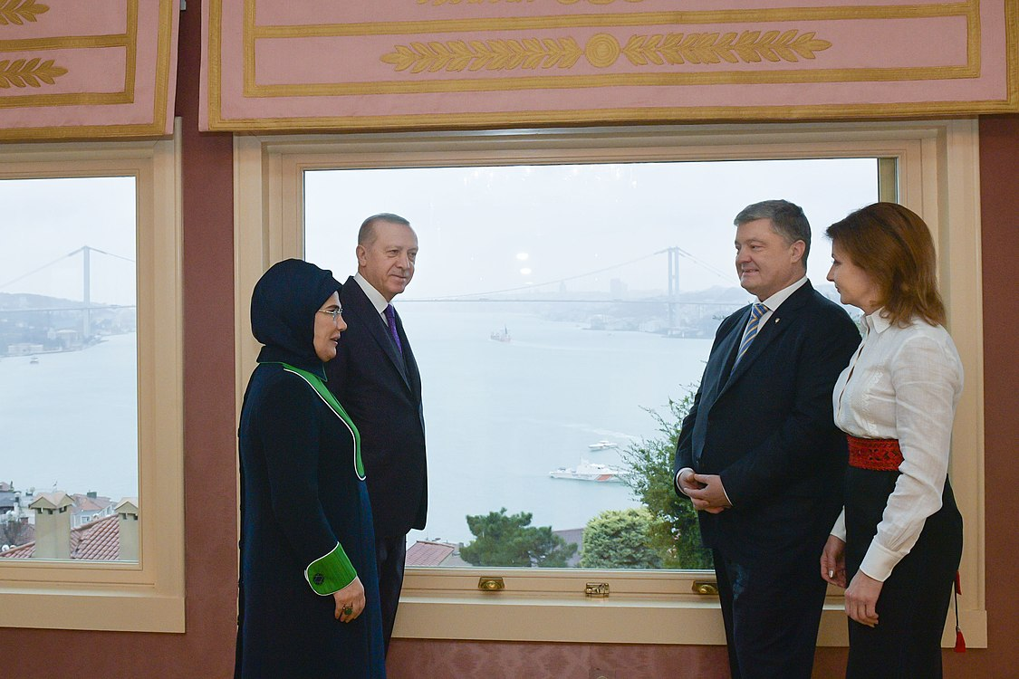 Working visit of the President of Ukraine Petro Poroshenko to the Turkish Republic (2019-01-05) 09.jpg