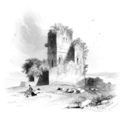 Works of Edmund Spenser - 1857 - Kilcolman Castle.png