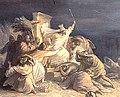 Wrath of Xerxes at Battle of Salamis by Wilhelm von Kaulbach.jpg