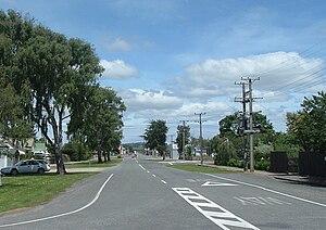 Wyndham, New Zealand - Balaclava Street, Wyndham