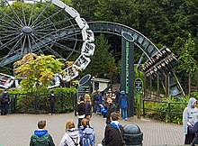 X-Sector, Alton Towers - geograph.org.uk - 1464822.jpg