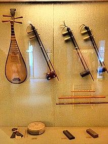 Wuxi opera Style of Chinese opera originating in the Yangtze delta