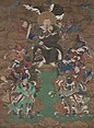 Xuantian Shangdi (Zhenwu), god of the North.jpg