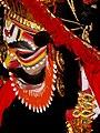 Yakshagana Performance at NINASAM (India Theatre Forum Stuyd Tour May 2013) (8765577560).jpg
