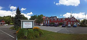 Old Farmer's Almanac - Yankee Publishing, Inc. Headquarters. Publishers of The Old Farmer's Almanac and Yankee Magazine in Dublin, NH