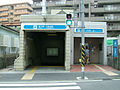 Yokohama-municipal-subway-B08-Shimonagaya-station-1-entrance.jpg