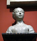 Young woman by Desiderio da Settignano (casting in Pushkin museum) 01 by shakko.jpg