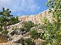 Yukarı Çağlar (Navahı) - Gölcük kayalıkları (4) - panoramio.jpg