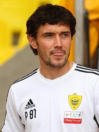 Yuri Zhirkov - Zhirkov with Anzhi in 2011