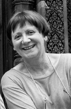 Yvette Pierpaoli - Yvette Pierpaoli at Angkor Wat, Cambodia in February 1998.