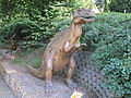 ZOO Ústí n L - Stezka dinosaurů 02.jpg