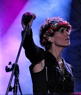 Zélia Duncan Brazilian musician