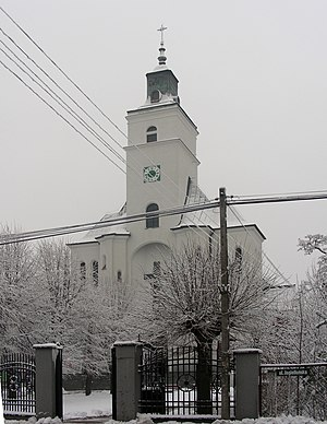 Zielonka - Church in Zielonka