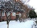 Zima 2007 - Wrocław - Śnieg na drzewach.jpg