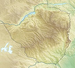 Honde Valley is located in Zimbabwe