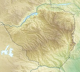 Mount Nyangani is located in Zimbabwe