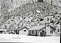 Zion National Park utility area. ; ZION Museum and Archives Image 004 04 008 ; ZION 9504 (b9c246e7d8cd445185ddd9c6410d3452).jpg
