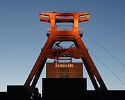 Shaft XII of Zollverein Coal Mine