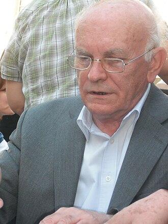 Hungarian Democratic Forum - Image: Zoltán Bíró