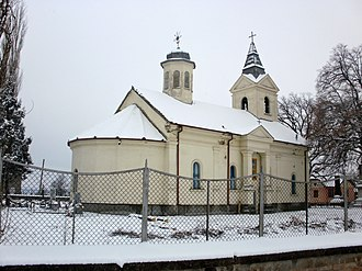 Antimovo - Church of St George in Antimovo