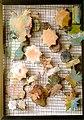 """Herbarium of the crown of glory ІІ"" by Lyudmyla Mysko, Tatyana Dreeva-Barker & Tetyana Ilyina (Ukraine) 2005, copper, enamel, 50x40 cm.jpg"