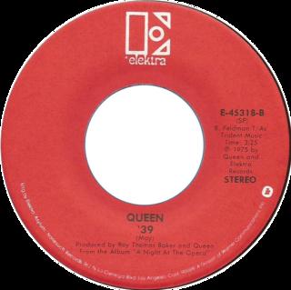 39 1976 song by Queen