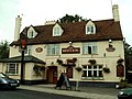 'The Red Lion' public house, East Bergholt, Suffolk - geograph.org.uk - 249383.jpg