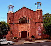 (1)Our Lady of the Rosary Church Kensington