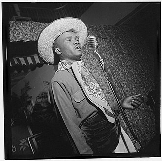 Lord Invader - Performing in the 1940s