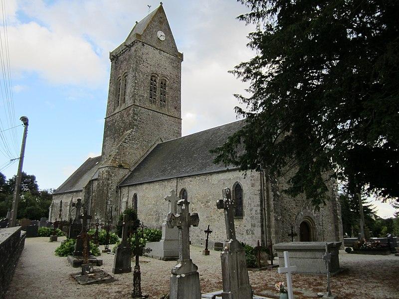 église Saint-Jean-Baptiste d'fr:Hyenville