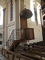 Église Saint-Pierre et Saint-Paul de Jouy-sous-Thelle chaire.JPG