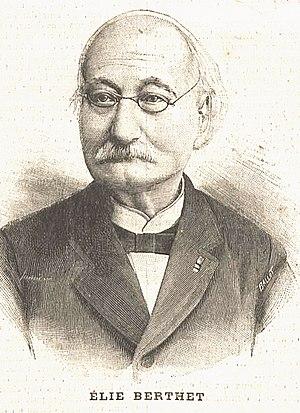 affiche Élie Berthet