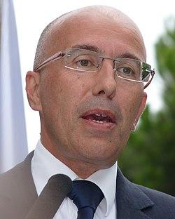 Éric Ciotti à Nice en 2011