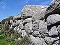 Αρχαία ερείπια στη τοποθεσία Λυκόνικο Μοναστηρακίου. - panoramio.jpg