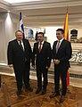 Επίσκεψη, Υπουργού Εξωτερικών, Ν. Κοτζιά στην πΓΔΜ – Συνάντηση ΥΠΕΞ, Ν. Κοτζιά, με Πρωθυπουργό της πΓΔΜ, Z. Zaev (23.03.2018) (39159766470).jpg