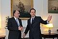 Συνάντηση ΥΠΕΞ Δ. Δρούτσα με ΥΠΕΞ Αζερμπαϊτζάν E. Mammadyarov - Meeting of FM D. Droutsas and Azeri FM E. Mammadyarov (5476596824).jpg
