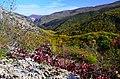 Великий каньйон Криму - вид з верхньої точки.jpg