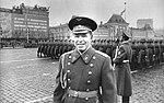 Генерал-полковник Н.М. Скоморохов на ноябрьском военном параде на Красной площади.jpg