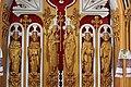 Грецька Всіхсвятська церква Іконостас фото 04.JPG
