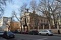 Група вікових дерев береки, вул. Банкова,2.jpg