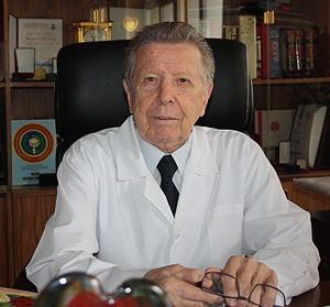 Yevgeniy Chazov - Image: Евгений Чазов