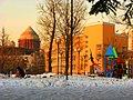 Екатерининский парк, ЦДСА, Москва, Россия. - panoramio - Oleg Yu.Novikov (1).jpg
