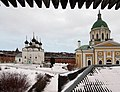 Зарайский кремль. Никольский собор и собор Иоана Предтечи. - panoramio.jpg