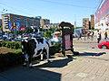 Комсомольский проспект, м. Фрунзенская. Moscow, Russia. - panoramio.jpg