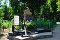 Лук'янівське, Братська могила моряків Дніпровської флотилії (4 особи).jpg